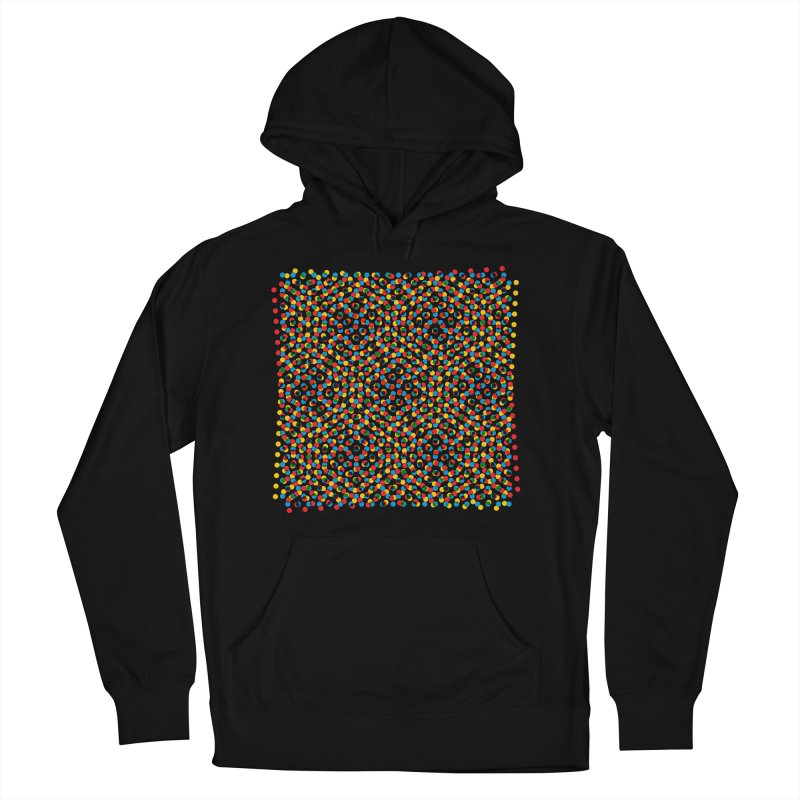 Moire 3 Men's Pullover Hoody by Puttyhead's Artist Shop