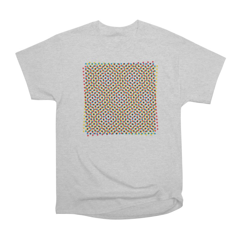 Moire 3 Women's Classic Unisex T-Shirt by Puttyhead's Artist Shop
