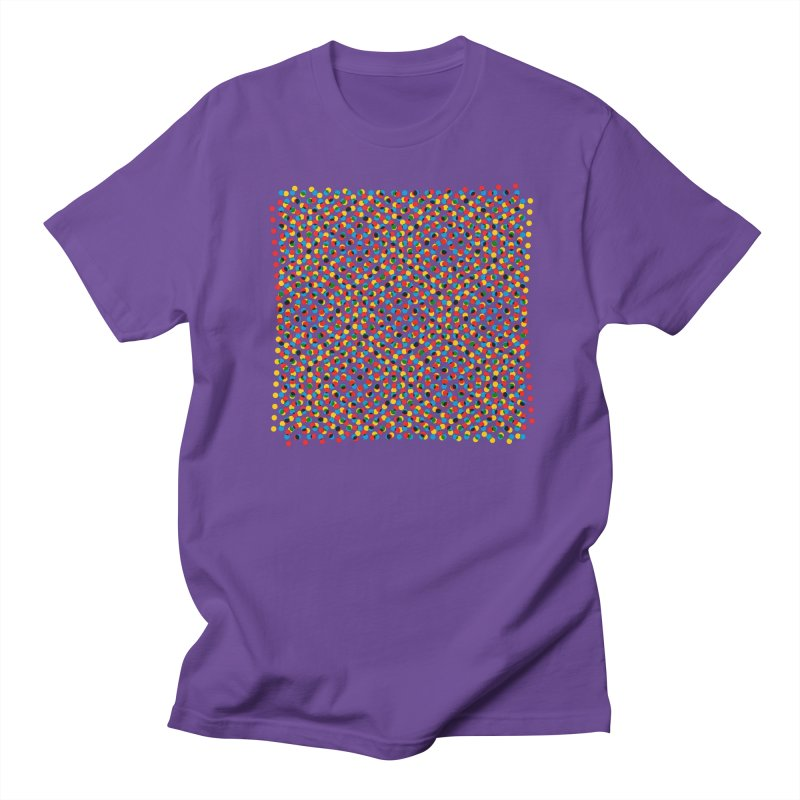 Moire 3 Women's Unisex T-Shirt by Puttyhead's Artist Shop
