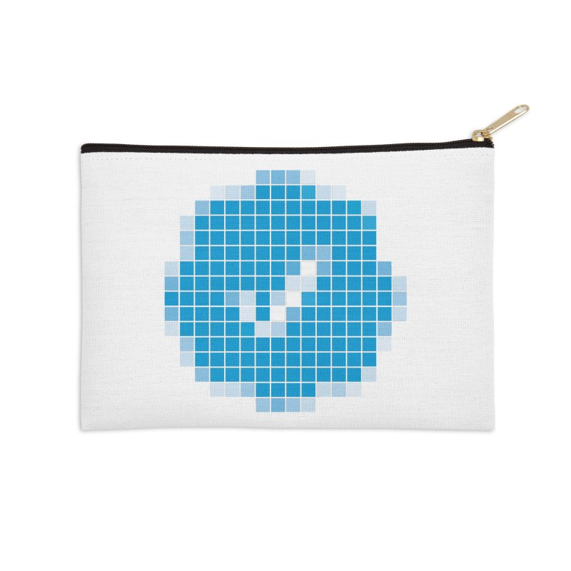 Verified Accessories Zip Pouch by Puttyhead's Artist Shop