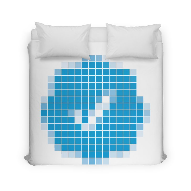 Verified Home Duvet by Puttyhead's Artist Shop