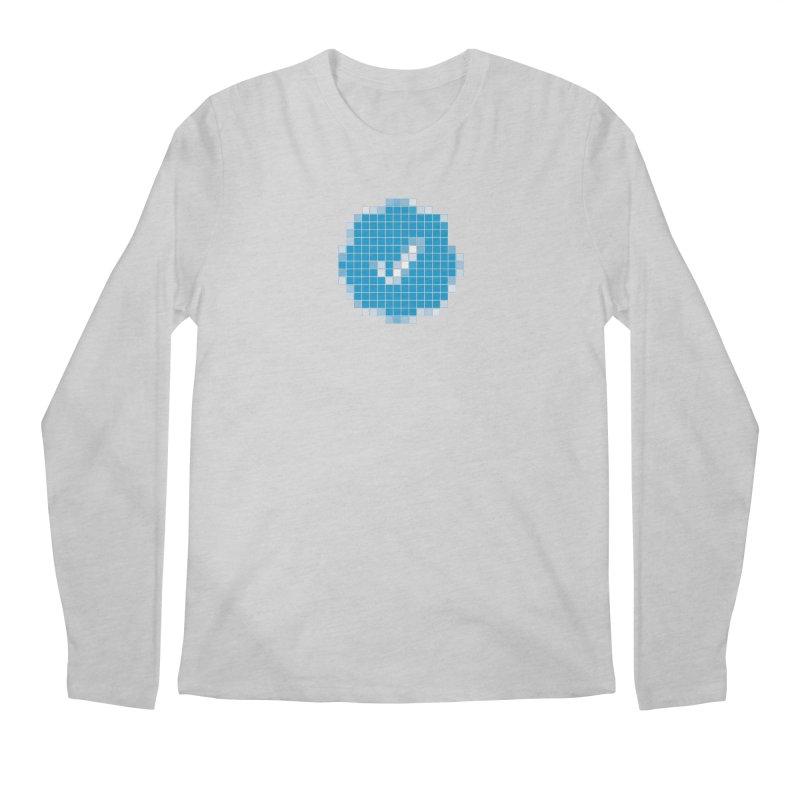 Verified Men's Longsleeve T-Shirt by Puttyhead's Artist Shop