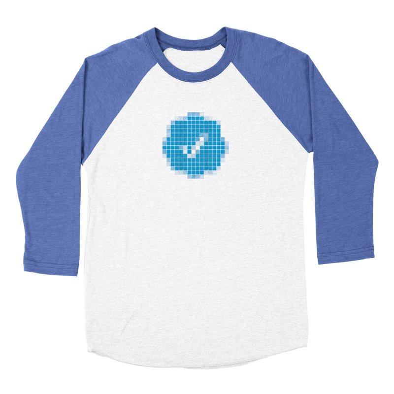 Verified Women's Baseball Triblend T-Shirt by Puttyhead's Artist Shop