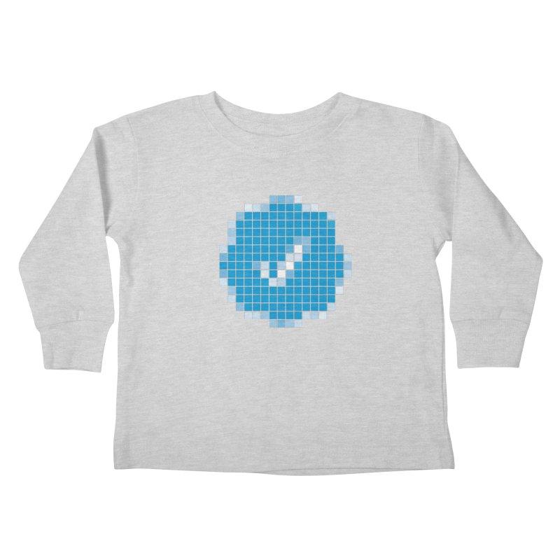 Verified Kids Toddler Longsleeve T-Shirt by Puttyhead's Artist Shop