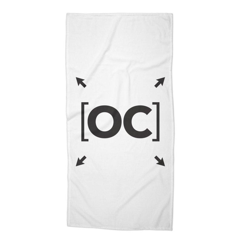 [Original Content] Accessories Beach Towel by Puttyhead's Artist Shop