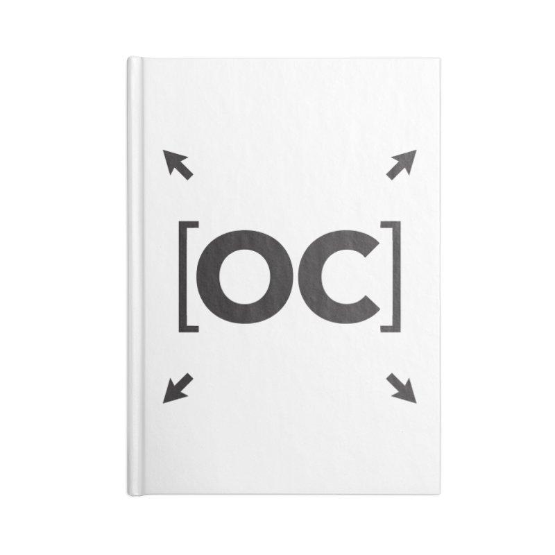 [Original Content] Accessories Notebook by Puttyhead's Artist Shop