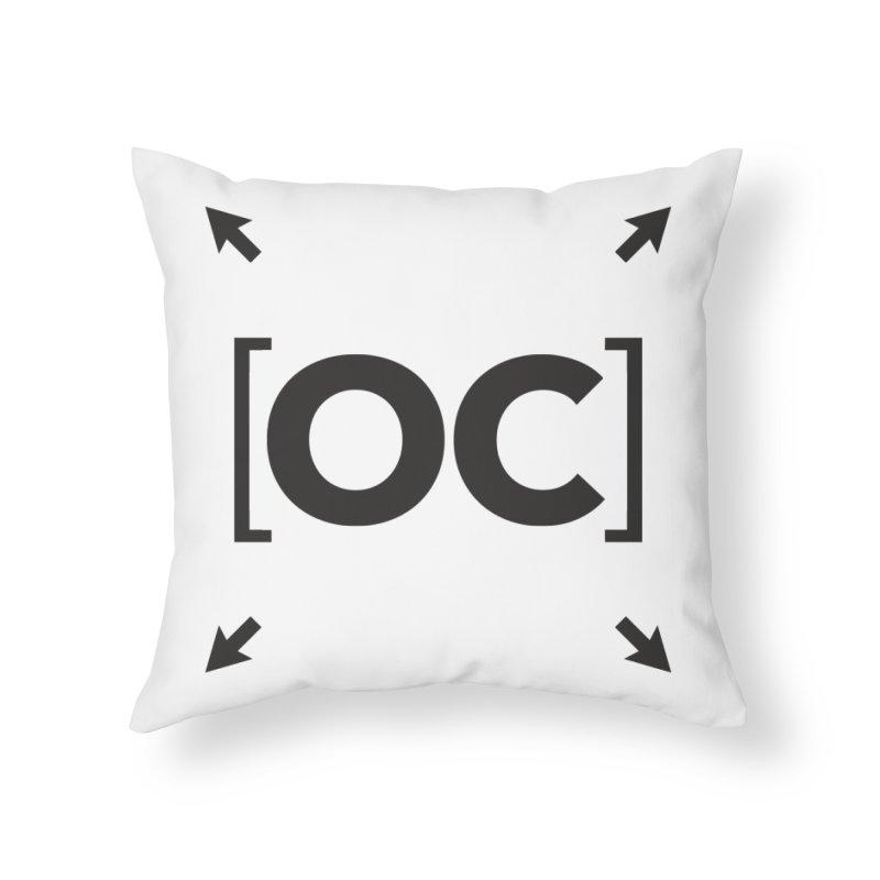 [Original Content] Home Throw Pillow by Puttyhead's Artist Shop