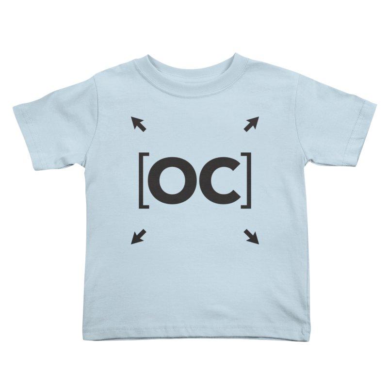 [Original Content] Kids Toddler T-Shirt by Puttyhead's Artist Shop