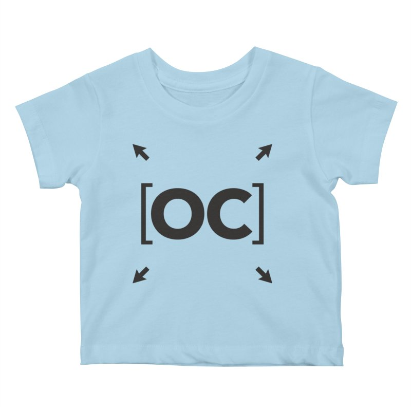 [Original Content] Kids Baby T-Shirt by Puttyhead's Artist Shop