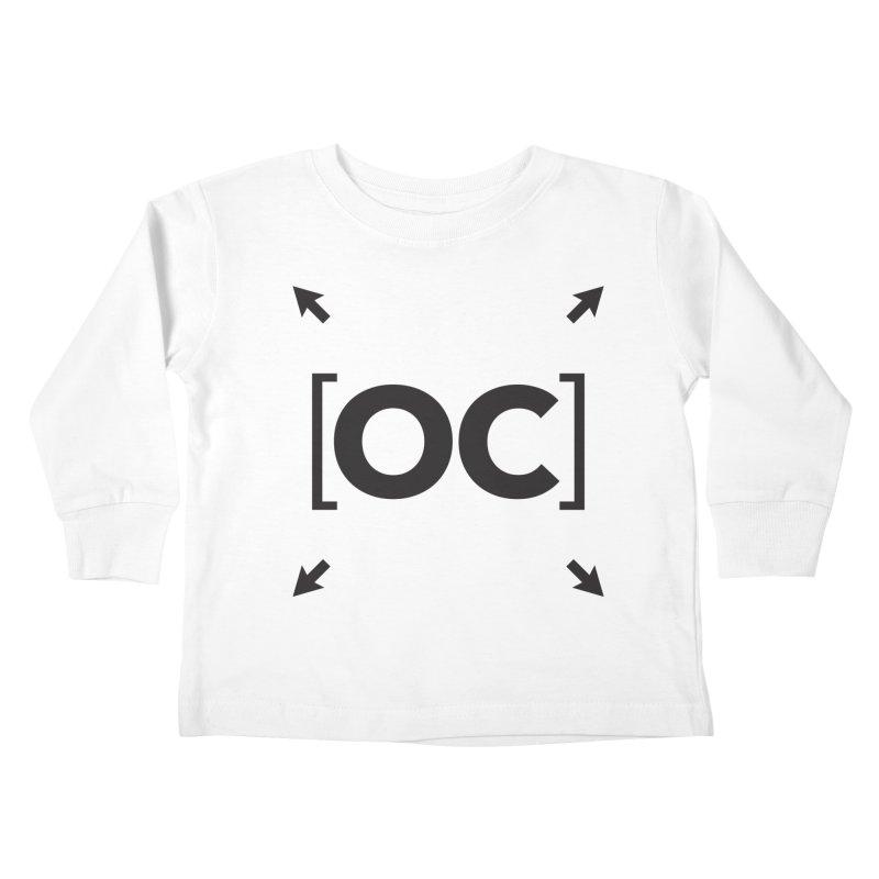 [Original Content] Kids Toddler Longsleeve T-Shirt by Puttyhead's Artist Shop