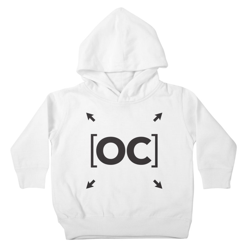 [Original Content] Kids Toddler Pullover Hoody by Puttyhead's Artist Shop