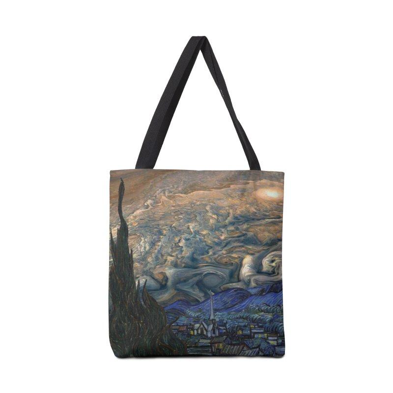 Jupiter Night Accessories Bag by Puttyhead's Artist Shop