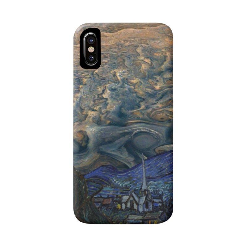 Jupiter Night Accessories Phone Case by Puttyhead's Artist Shop