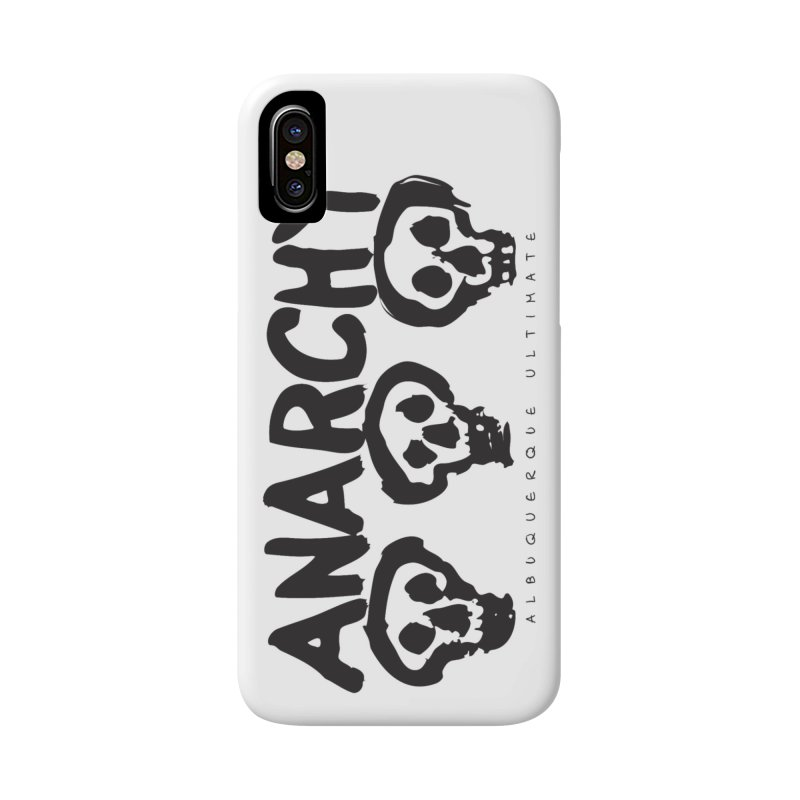 Anarchy Ultimate Accessories Phone Case by Puttyhead's Artist Shop