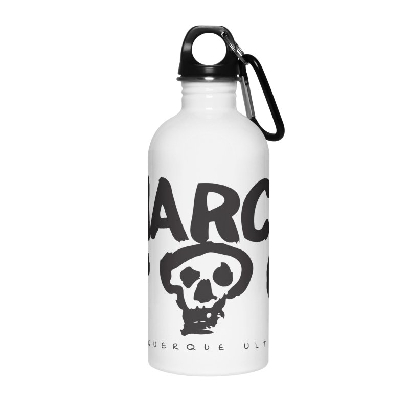 Anarchy Ultimate Accessories Water Bottle by Puttyhead's Artist Shop