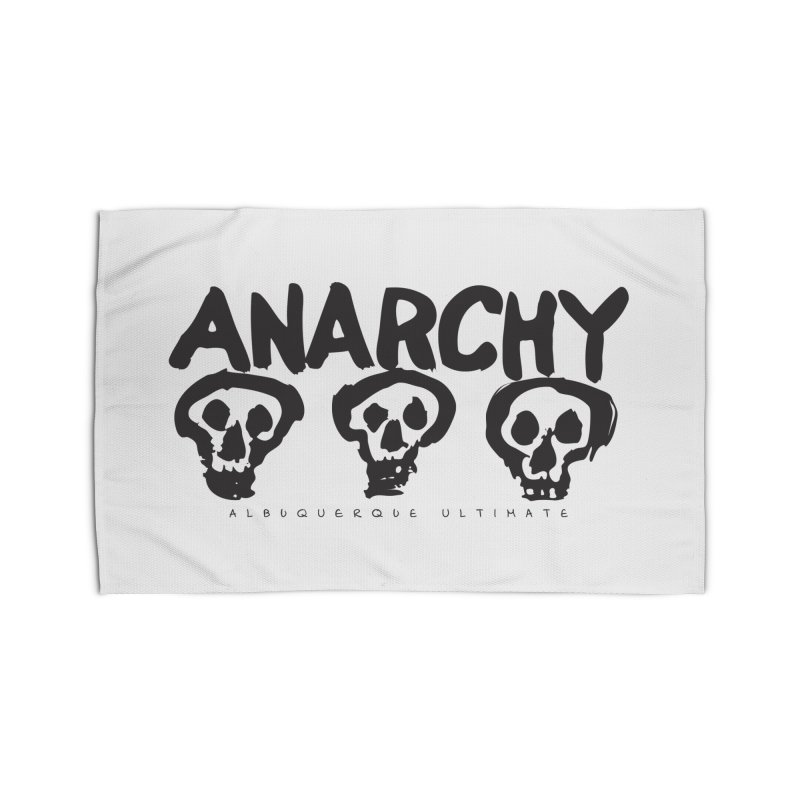 Anarchy Ultimate Home Rug by Puttyhead's Artist Shop