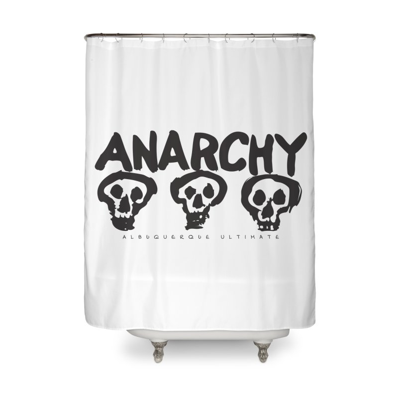Anarchy Ultimate Home Shower Curtain by Puttyhead's Artist Shop