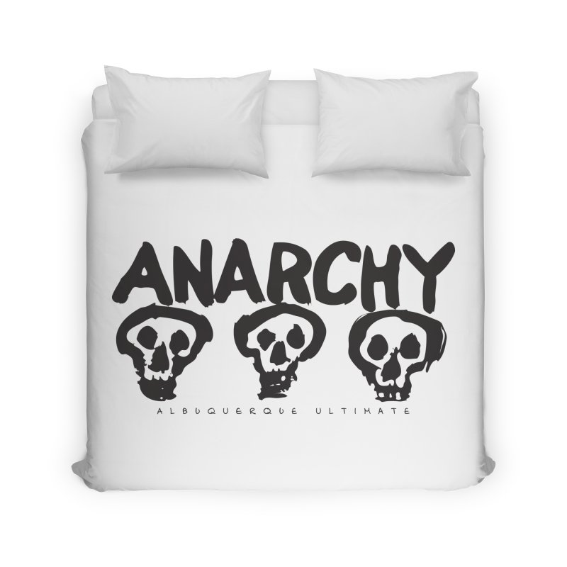 Anarchy Ultimate Home Duvet by Puttyhead's Artist Shop