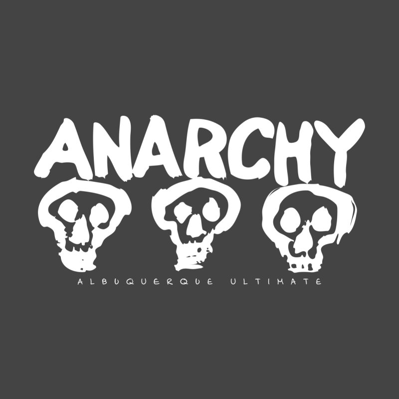 Anarchy Ultimate (White) by Puttyhead's Artist Shop