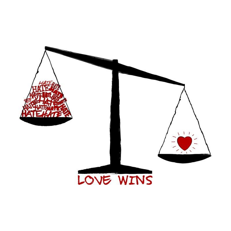 Love Wins by Puttyhead's Artist Shop