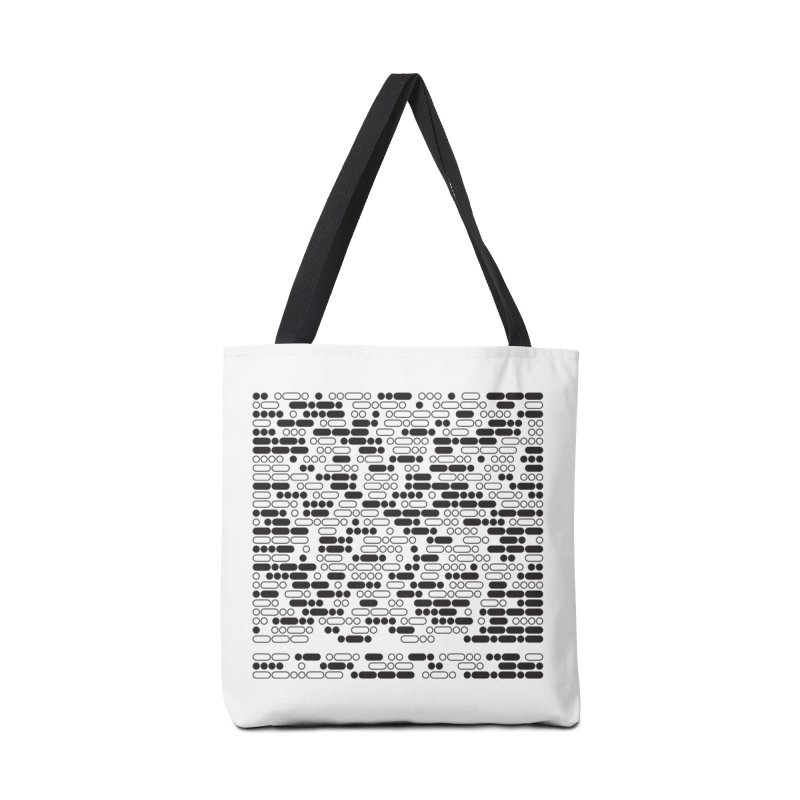 Peace Morse Accessories Bag by Puttyhead's Artist Shop