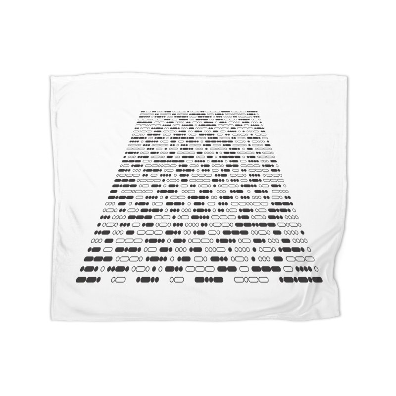 New Hope Morse Crawl Home Blanket by Puttyhead's Artist Shop