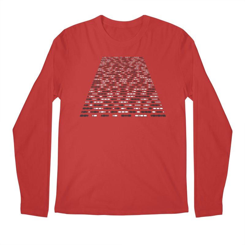New Hope Morse Crawl Men's Longsleeve T-Shirt by Puttyhead's Artist Shop