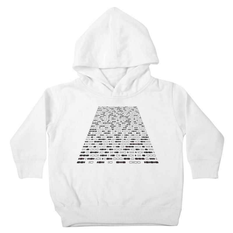 New Hope Morse Crawl Kids Toddler Pullover Hoody by Puttyhead's Artist Shop