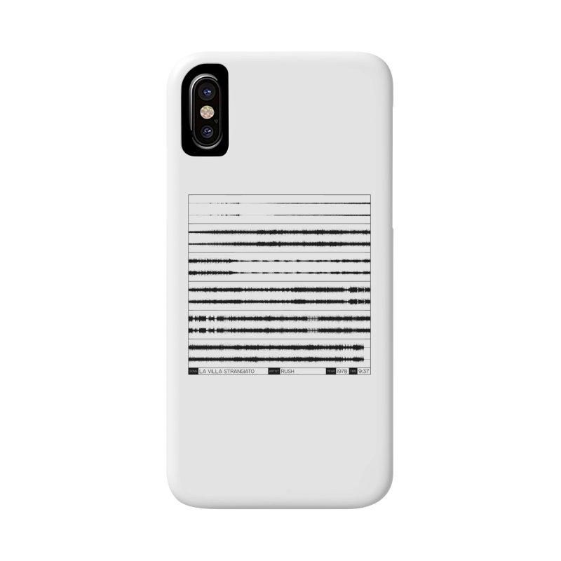 La Villa Strangiato (Black) Accessories Phone Case by Puttyhead's Artist Shop