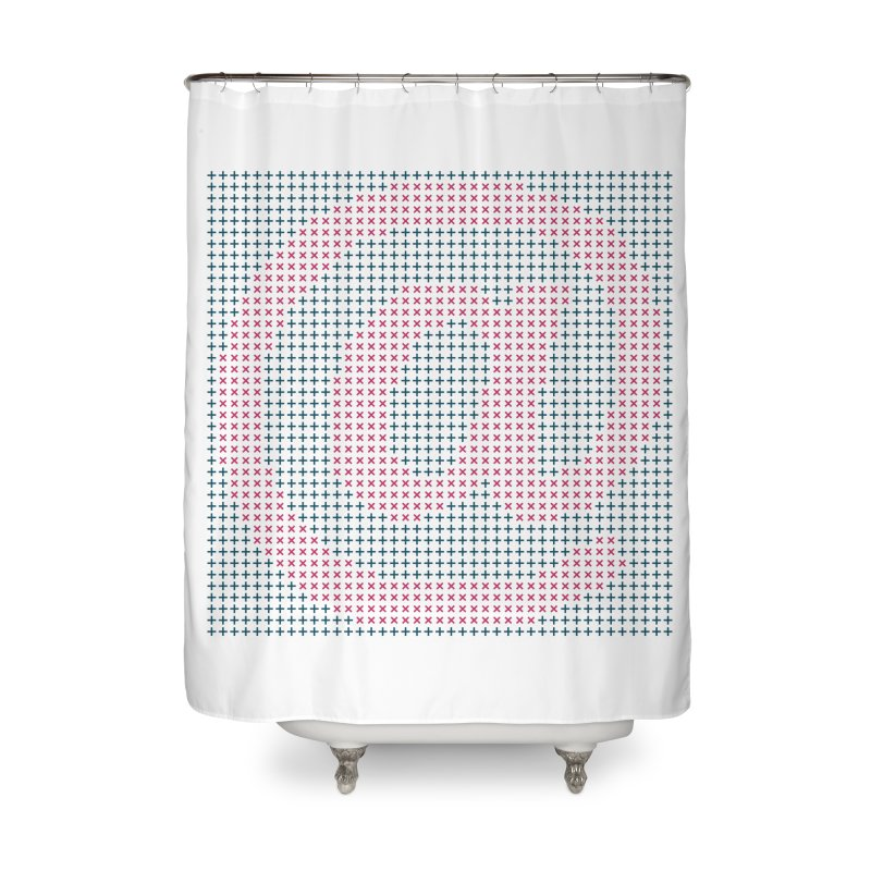 @ me Home Shower Curtain by Puttyhead's Artist Shop