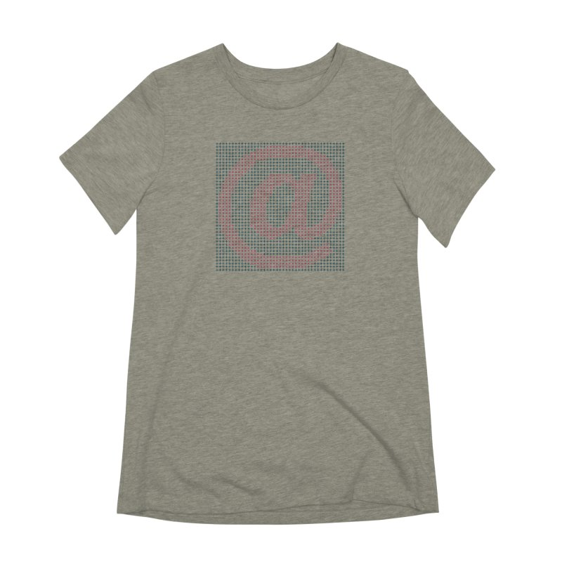 @ me Women's Extra Soft T-Shirt by Puttyhead's Artist Shop