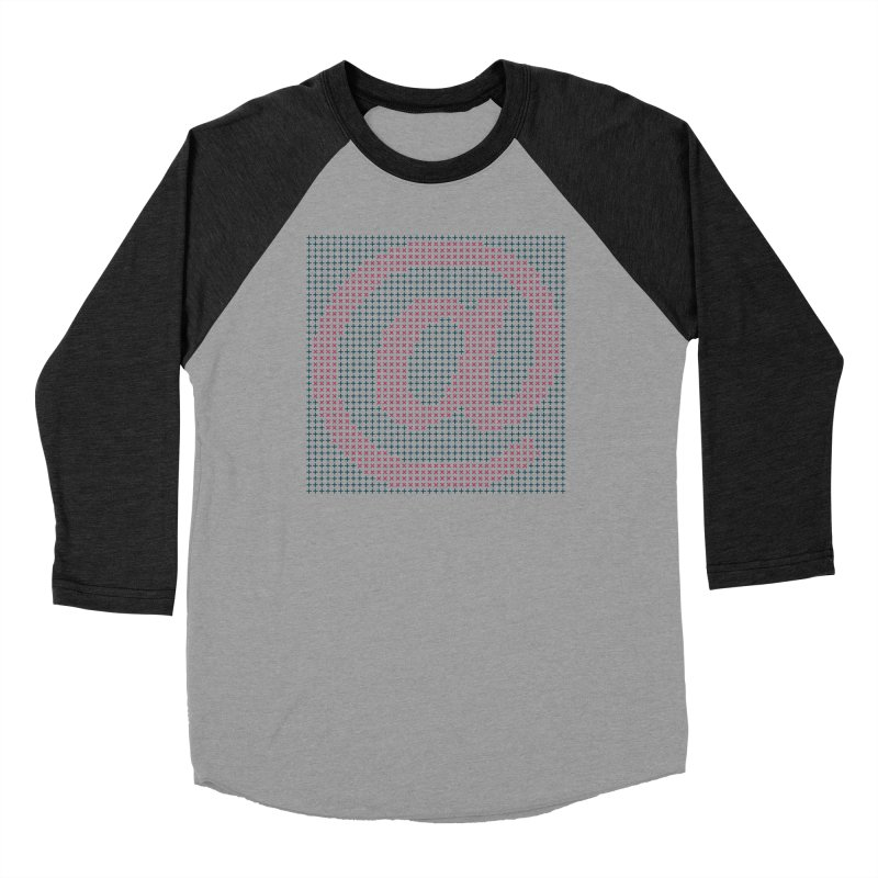 @ me Men's Baseball Triblend Longsleeve T-Shirt by Puttyhead's Artist Shop