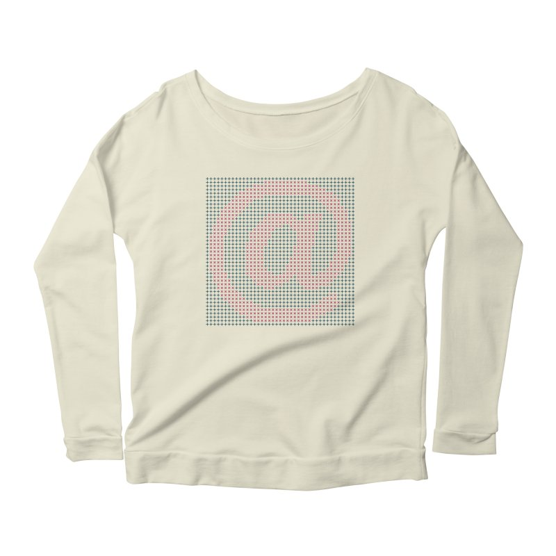 @ me Women's Scoop Neck Longsleeve T-Shirt by Puttyhead's Artist Shop