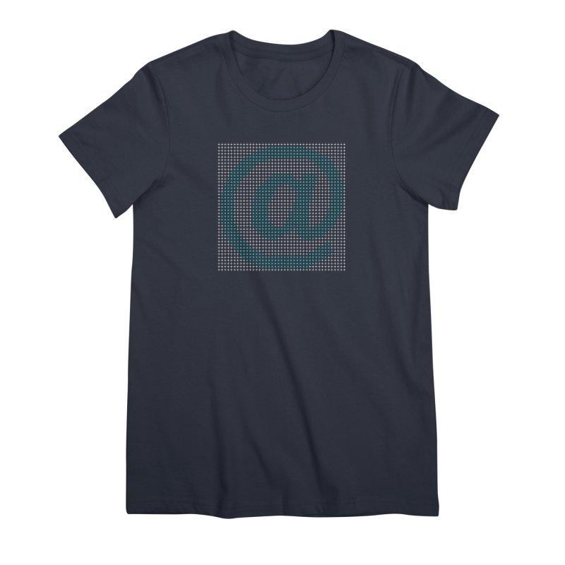 @ me - Dark Women's Premium T-Shirt by Puttyhead's Artist Shop