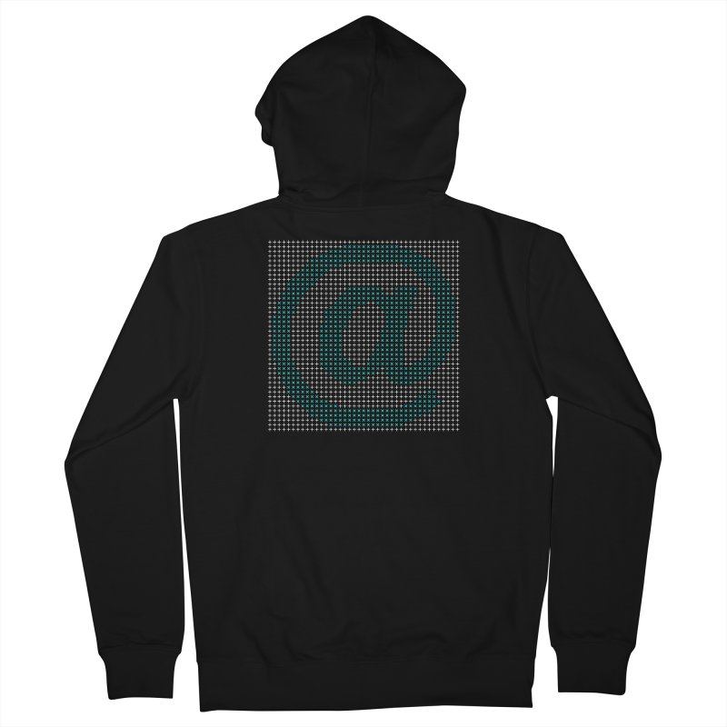 @ me - Dark Men's French Terry Zip-Up Hoody by Puttyhead's Artist Shop