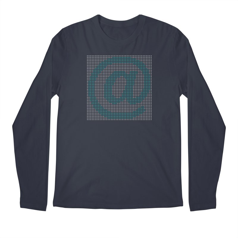 @ me - Dark Men's Regular Longsleeve T-Shirt by Puttyhead's Artist Shop