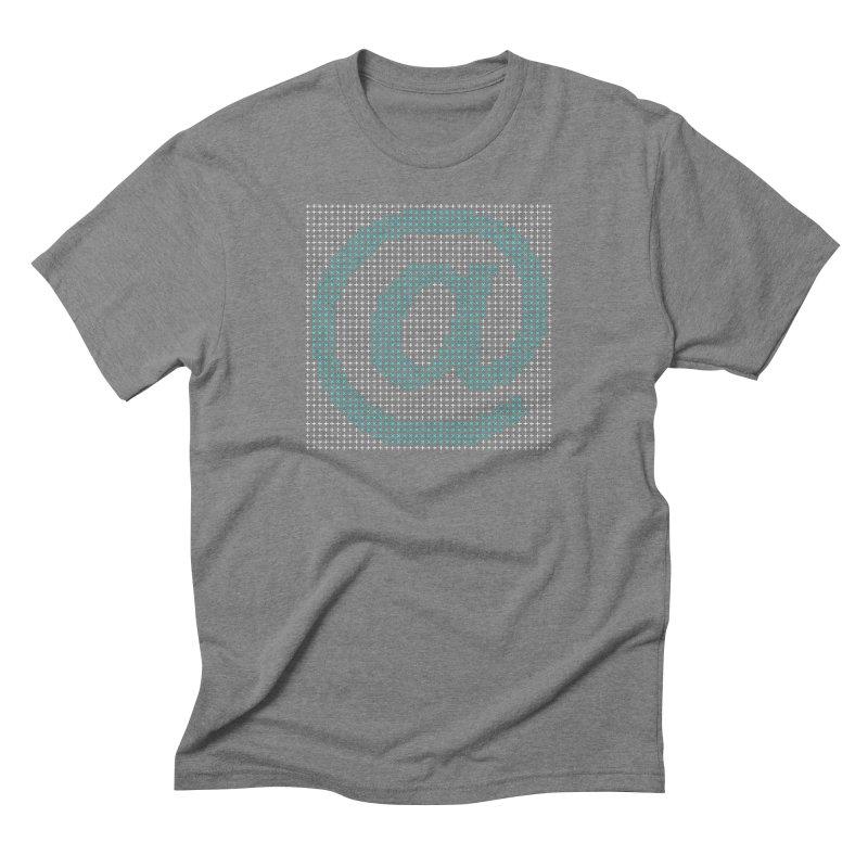 @ me - Dark Men's Triblend T-Shirt by Puttyhead's Artist Shop