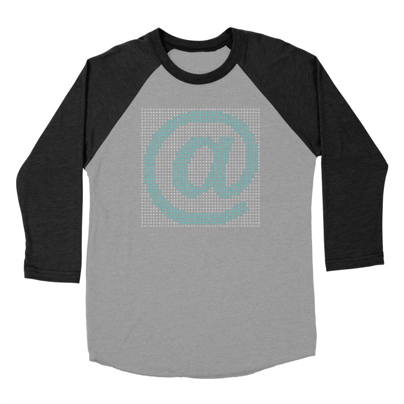@ me - Dark Women's Baseball Triblend Longsleeve T-Shirt by Puttyhead's Artist Shop
