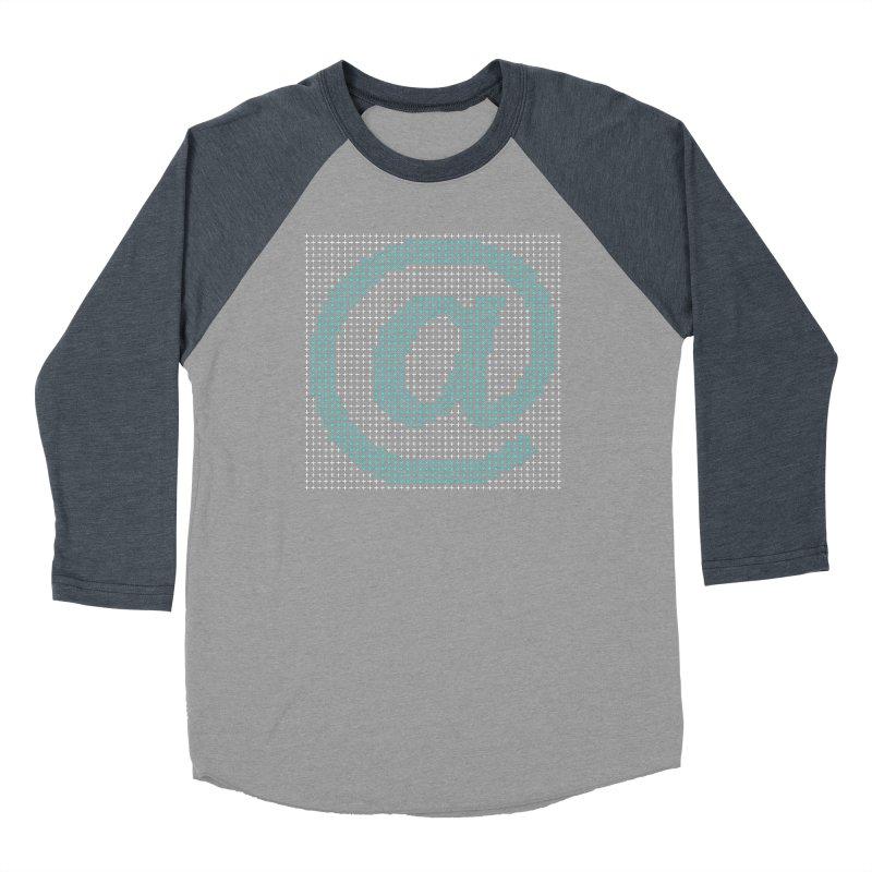 @ me - Dark Women's Baseball Triblend Longsleeve T-Shirt by Puttyhead's Artist Shop
