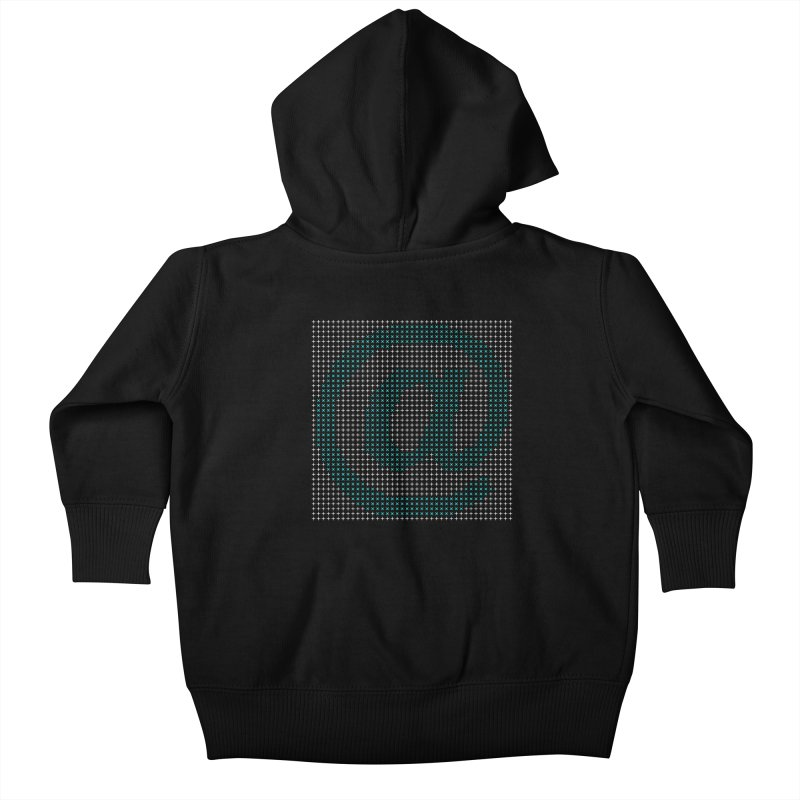 @ me - Dark Kids Baby Zip-Up Hoody by Puttyhead's Artist Shop