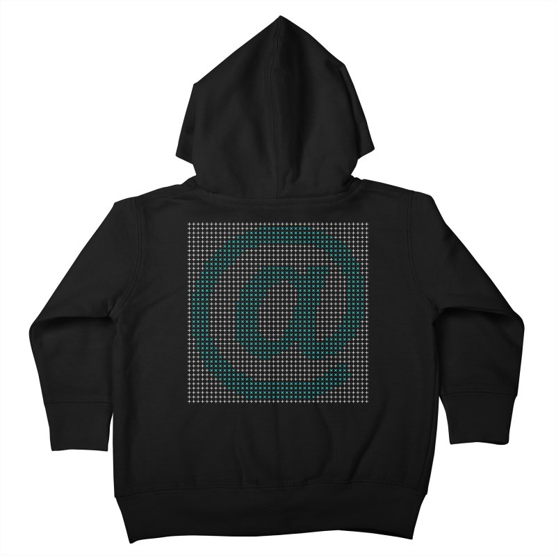 @ me - Dark Kids Toddler Zip-Up Hoody by Puttyhead's Artist Shop