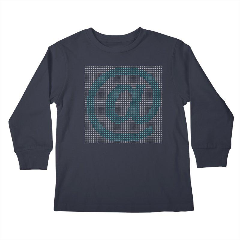 @ me - Dark Kids Longsleeve T-Shirt by Puttyhead's Artist Shop