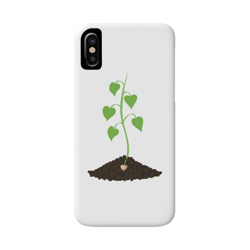 Love grows Accessories Phone Case by Puttyhead's Artist Shop