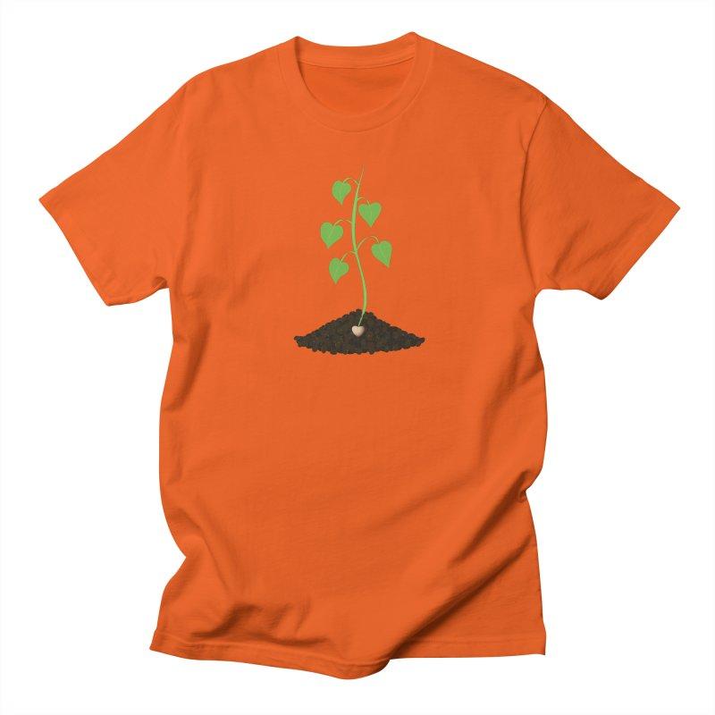 Love grows Men's T-Shirt by Puttyhead's Artist Shop