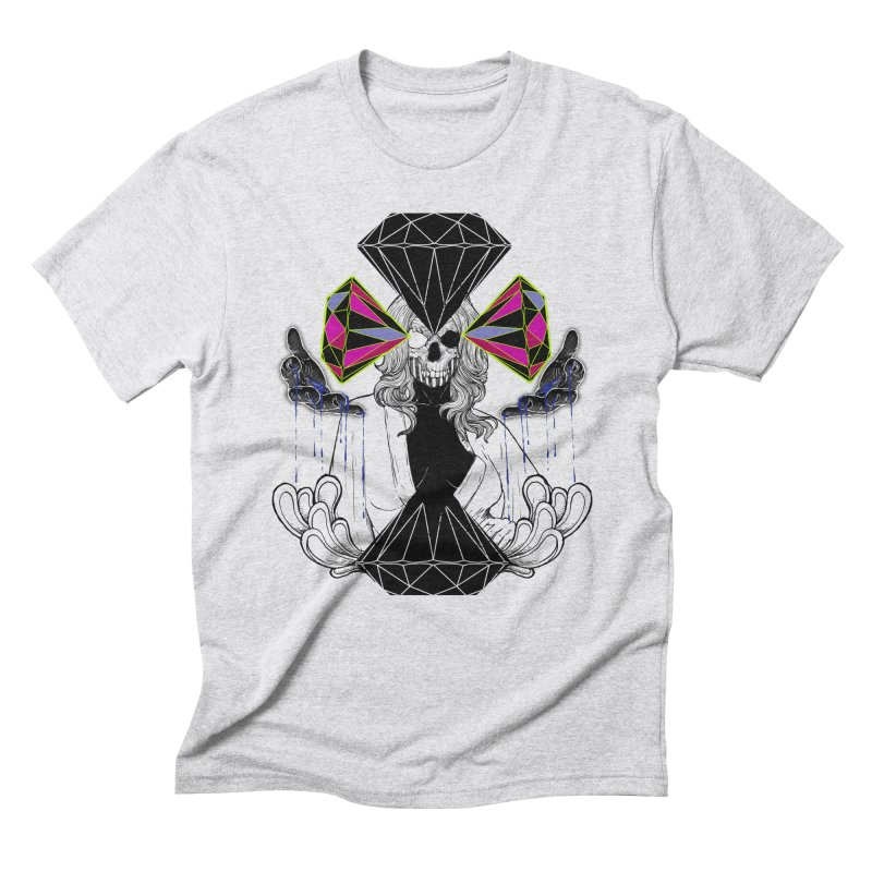 D$D Men's Triblend T-shirt by QIMSTUDIO's Artist Shop