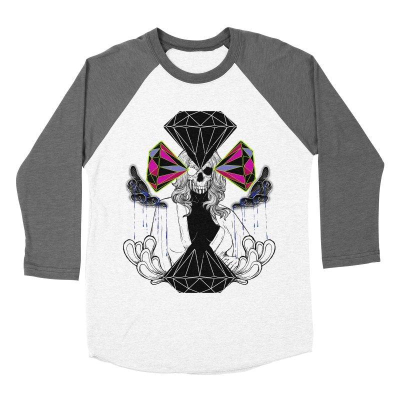 D$D Men's Baseball Triblend T-Shirt by QIMSTUDIO's Artist Shop