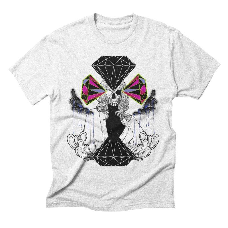 D$D Men's Triblend T-shirt by QIMSTUDIO's Artist Shop