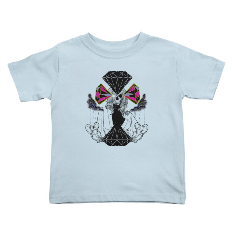 D$D Kids Toddler T-Shirt by QIMSTUDIO's Artist Shop