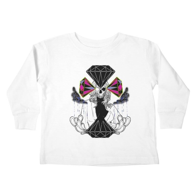 D$D Kids Toddler Longsleeve T-Shirt by QIMSTUDIO's Artist Shop