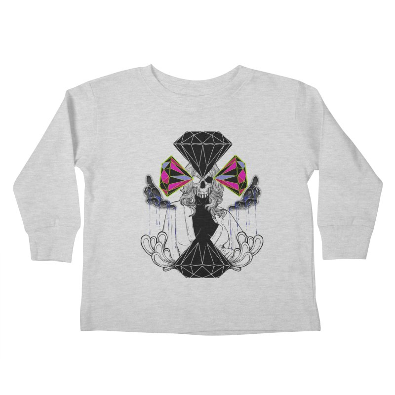 D$D Kids Toddler Longsleeve T-Shirt by QIMSTUDIO's Artist Shop